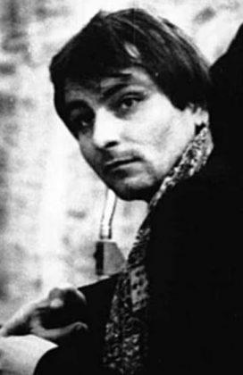 Cesare Battisti da giovane