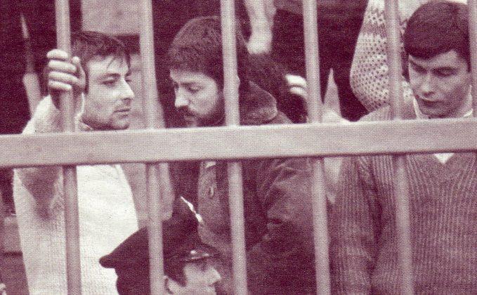 Cesare_Battisti carcere Frosinone 1981