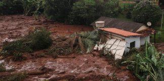 Crollo Diga Brasile