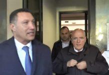 Enzo Belvedere e Mario Oliverio