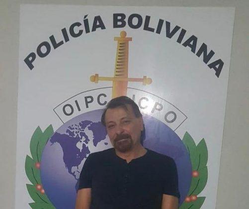 arrestato Cesare Battisti