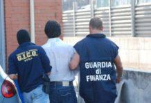 arresto scico finanza