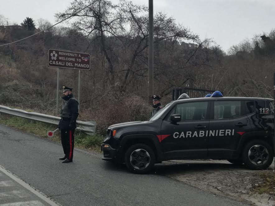 Carabinieri Casali del Manco