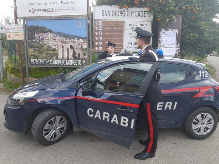 Cinque arresti dei carabinieri per estorsione