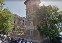 La sede Enpapi a Roma