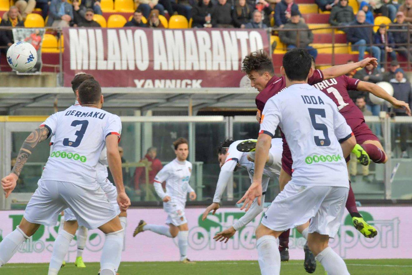 Cosenza Livorno 2-0