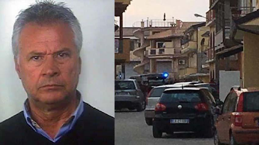 La vittima Giuseppe Caterisano Omicidio Caterisano, nipote killer trasferito al minorile di Catanzaro