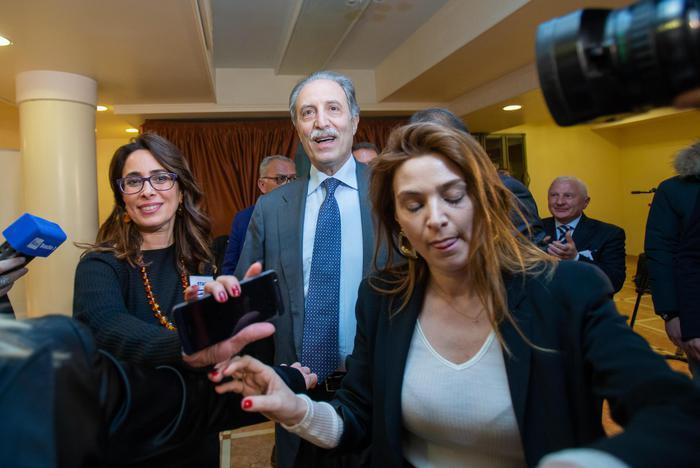 il nuovo governatore della Basilicata Vito Bardi