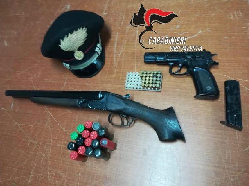 arsenale armi vibo