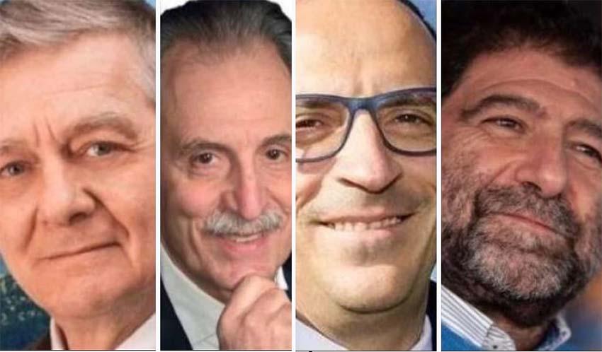 candidati elezioni regionali Basilicata