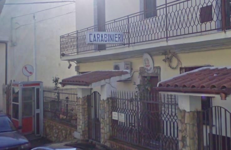 carabinieri belvedere spinello