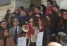 manifestazione pro rositani rc