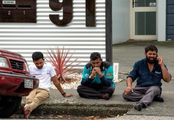 strage Moschea New Zelanda