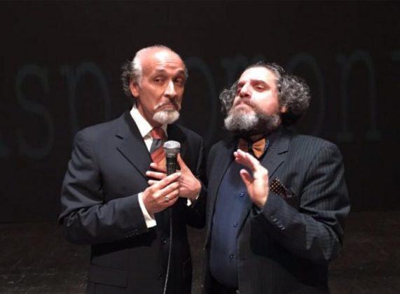 Il duo Battaglia e Miseferi