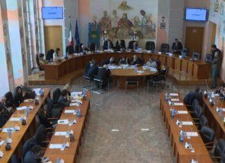 Consiglio comunale di Cosenza