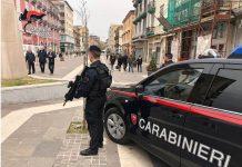 Controlli Carabinieri Cosenza