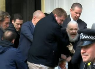 arresto di Julian Assange