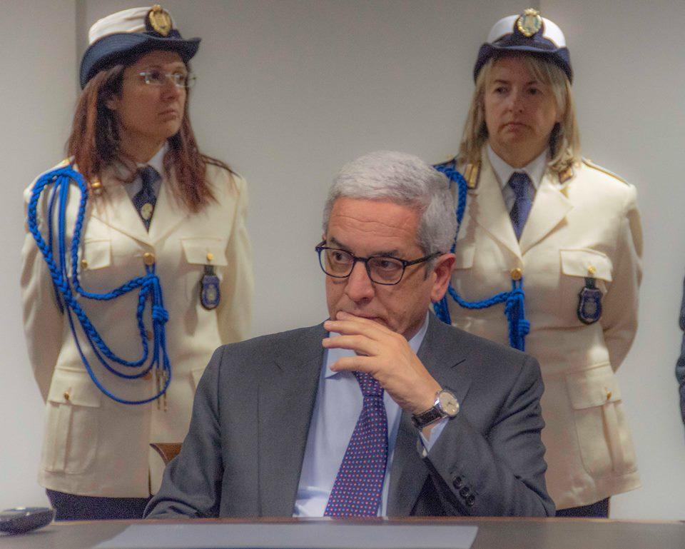 sindaco di Rende Marcello Manna