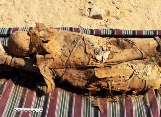 Necropoli Assuan Egitto