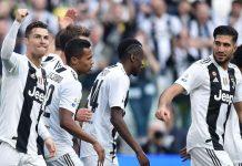 Calcio: Serie A; Juventus-Fiorentina, bianconeri campioni d'Italia