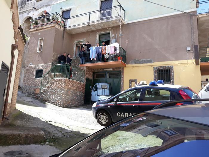 abitazione di Romina Iannicelli