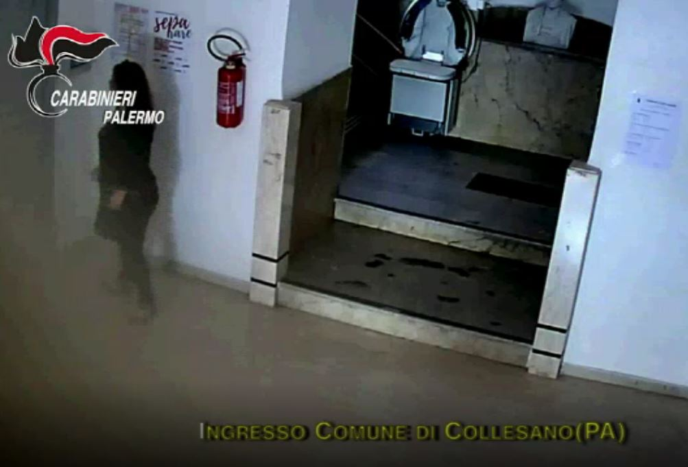 assenteismo collesano Castalebuono Palermo