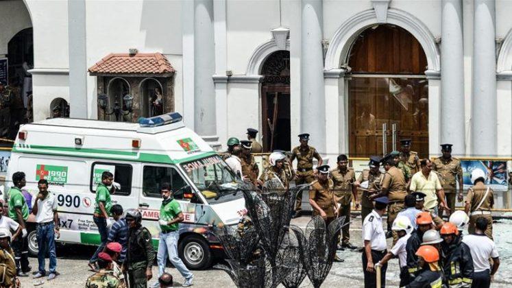 attentati chiese Sri Lanka