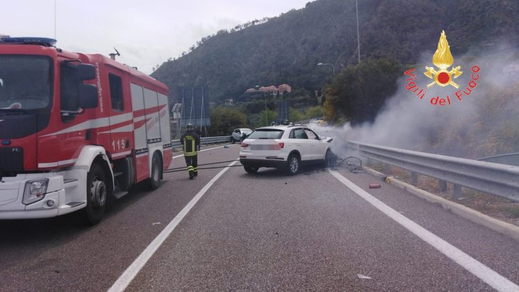 incidente 106 copanello