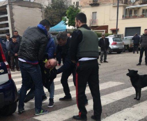 omicida carabiniere Cagnano Varano