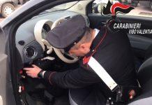 perquisizione carabinieri vibo