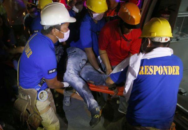 Terremoto Filippine, grida di aiuto dalle macerie