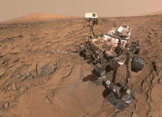 sonda Curiosity metano su Marte