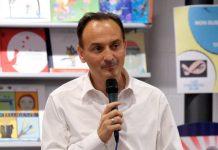 Il nuovo governatore del Piemonte Alberto Cirio