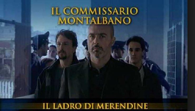 Commissario Montalbano ladro di merendine