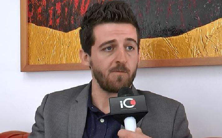 il candidato a sindaco di Corigliano-Rossano Falvio Stasi