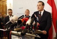 Bufera in Austria su video trappola, dimissioni