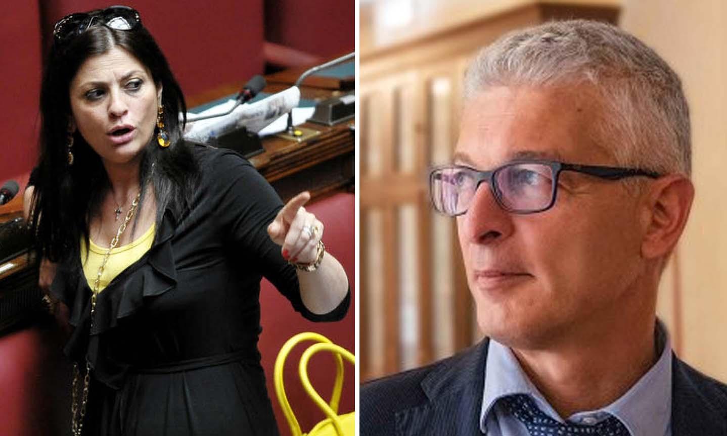Scontro ai vertici della Commissione antimafia, Santelli querela Morra