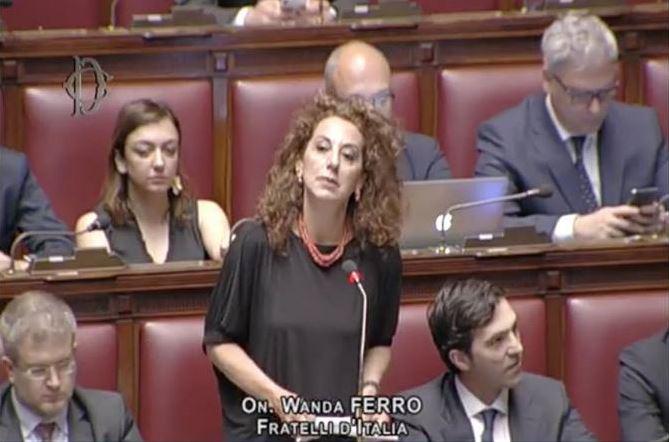 Decreto Sanità in Calabria, sfilza di emendamenti da Wanda Ferro