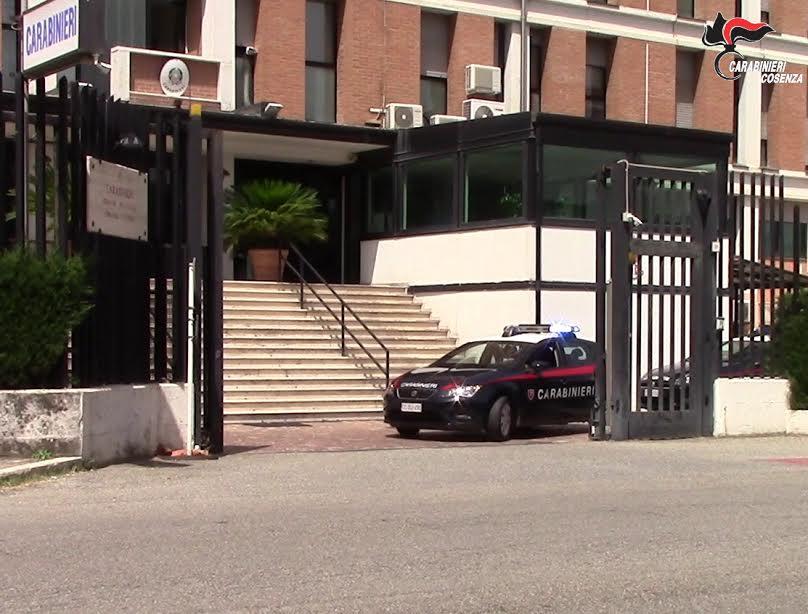 Estorsione mafiosa a impresa nel Cosentino, arrestato un 47enne