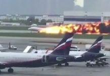 disastro aereo russia