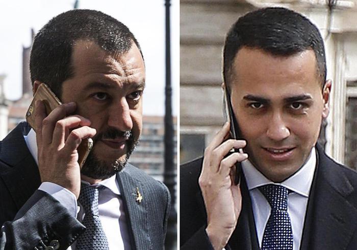 Telefonata tra Salvini e Di Maio. Trovata l'intesa su dl Sblocca-Cantieri