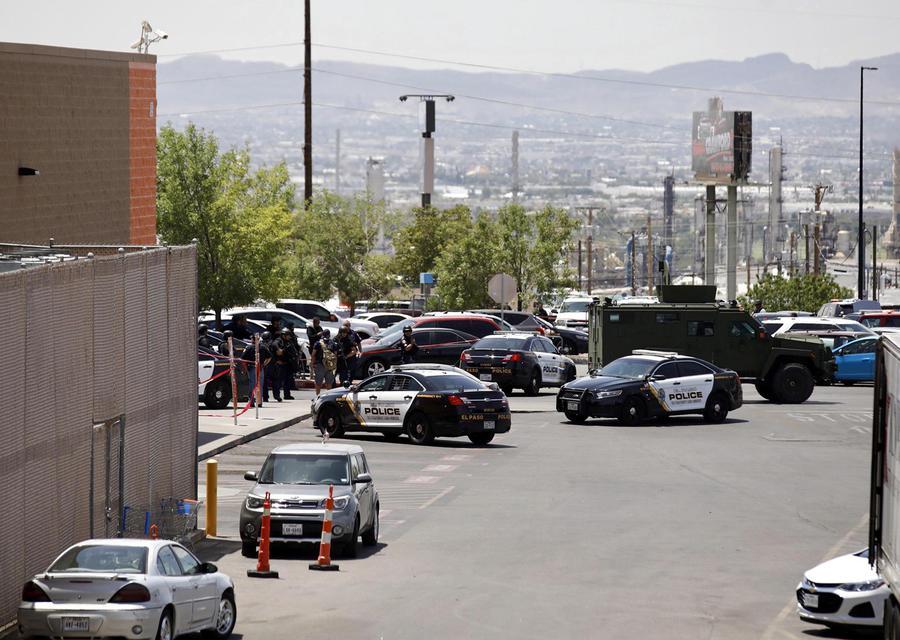 Sparatoria in un supermercato di El Paso, in Texas: 20 morti e molti feriti