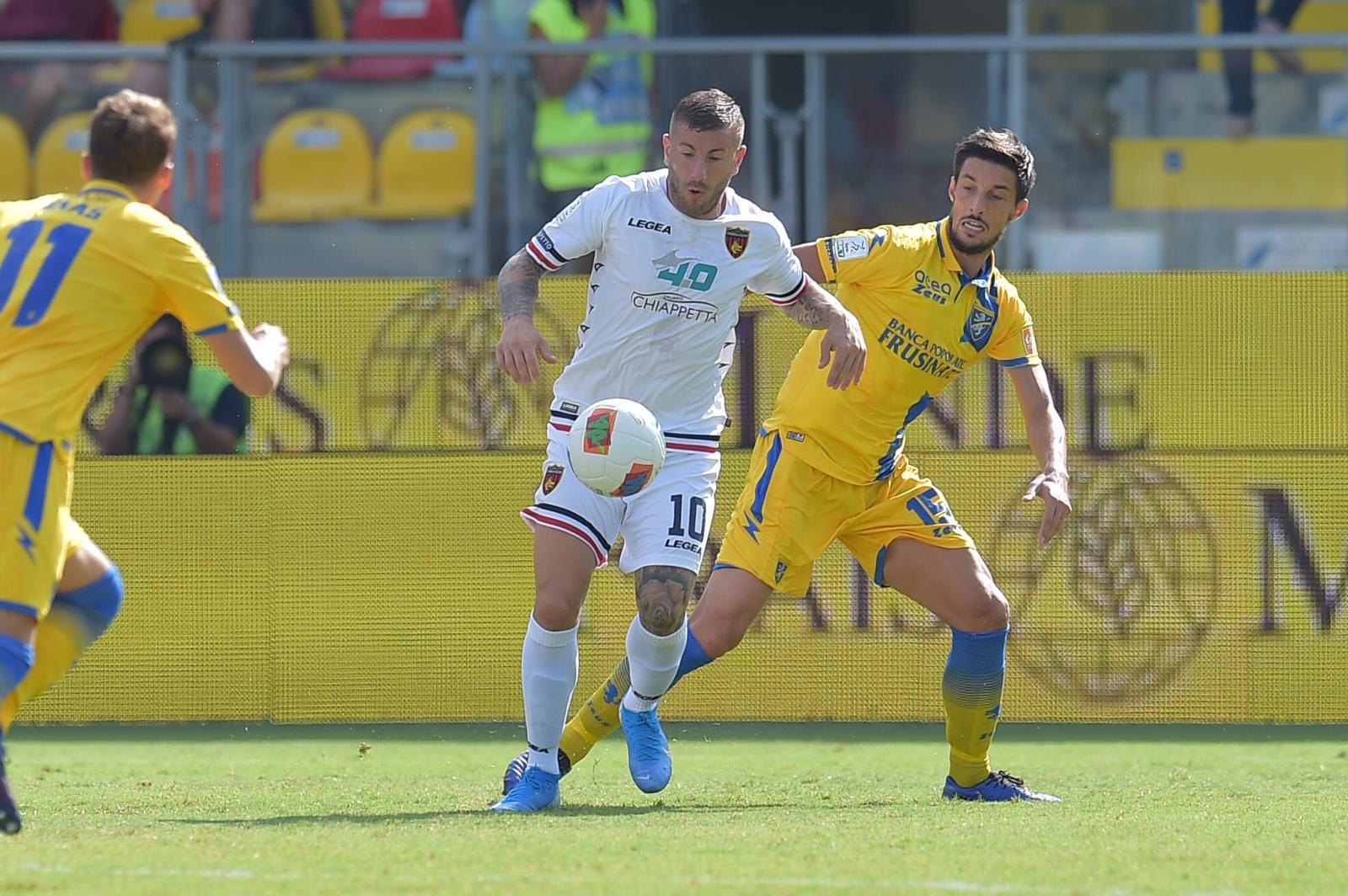 Frosinone Cosenza 1-1