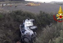 incidente in Toscana muore calabrese