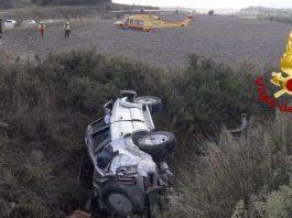 incidente in Toscana muore calabrese