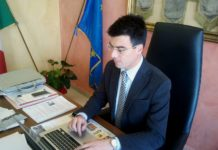 Gianluca Callipo, sindaco di Pizzo e presidente dell'Anci Calabria