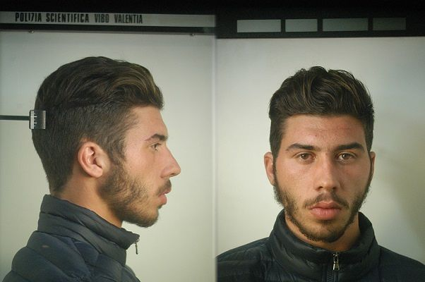 Aggressione Briatico Bryan Pietro Sicari