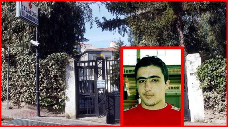 Gianmatteo Broccolo muore misteriosamente a Villa degli Oleandri