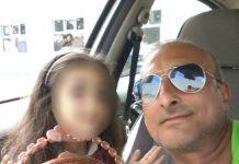 Nuccio Guerino Matera, di 48 anni, è rimasto vittima in un grave incidente frontale nel tunnel. La bambina lotta tra la vita e la morte